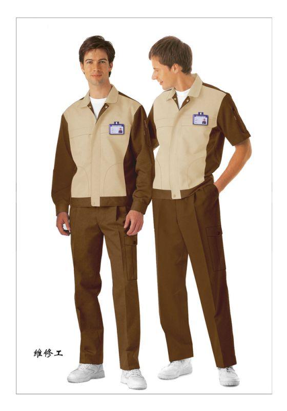 带你了解工作服设计文化